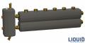 Коллектор в комплекте с гидрострелкой  ОКС-РР-3-4-ВН-НГ-і